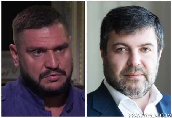 Алексей Савченко Вениамин Лебедев