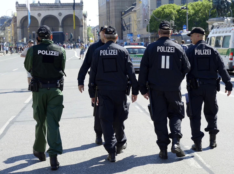 Внемецком Хемнице задержали подозреваемого всвязи сподготовкой теракта ваэропорту
