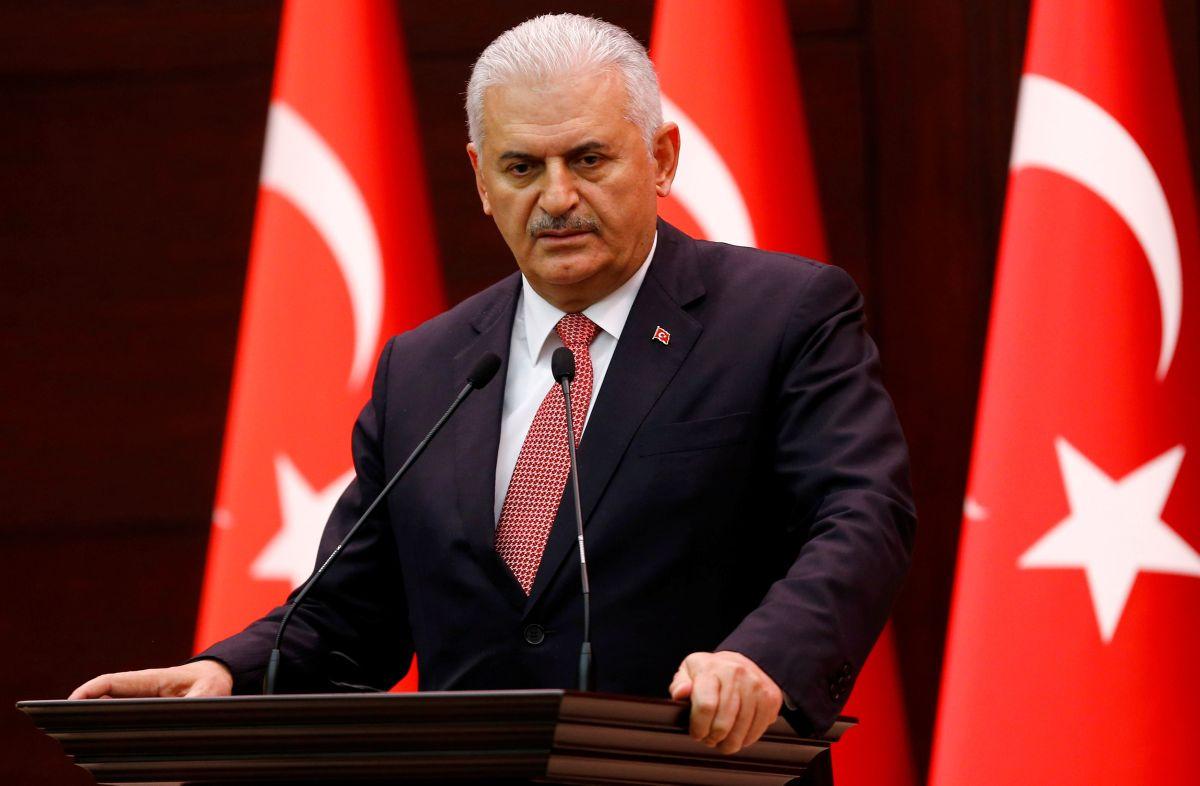 Премьер министр Турции