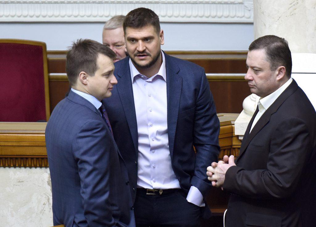 Алексей Савченко губернатор