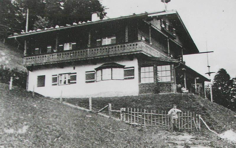 дом гитлера фото