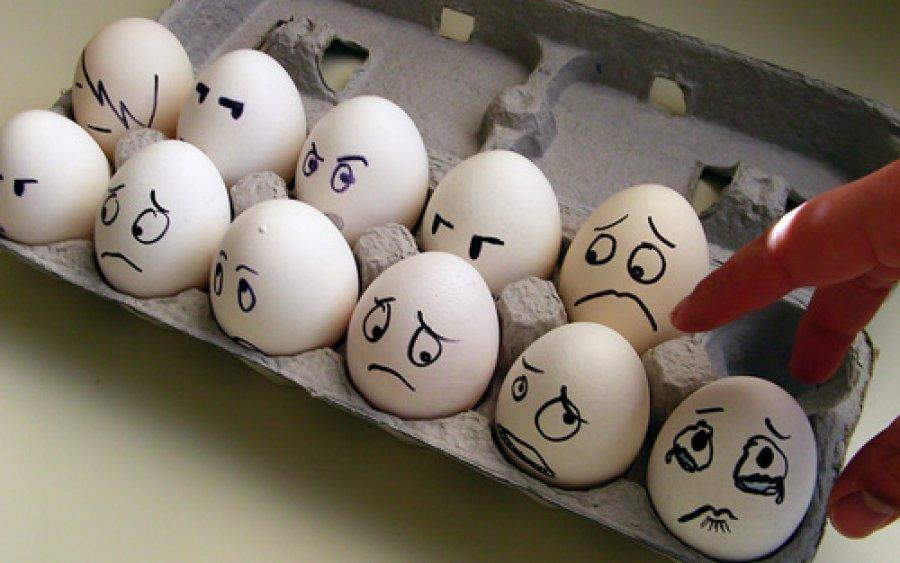 подорожали яйца