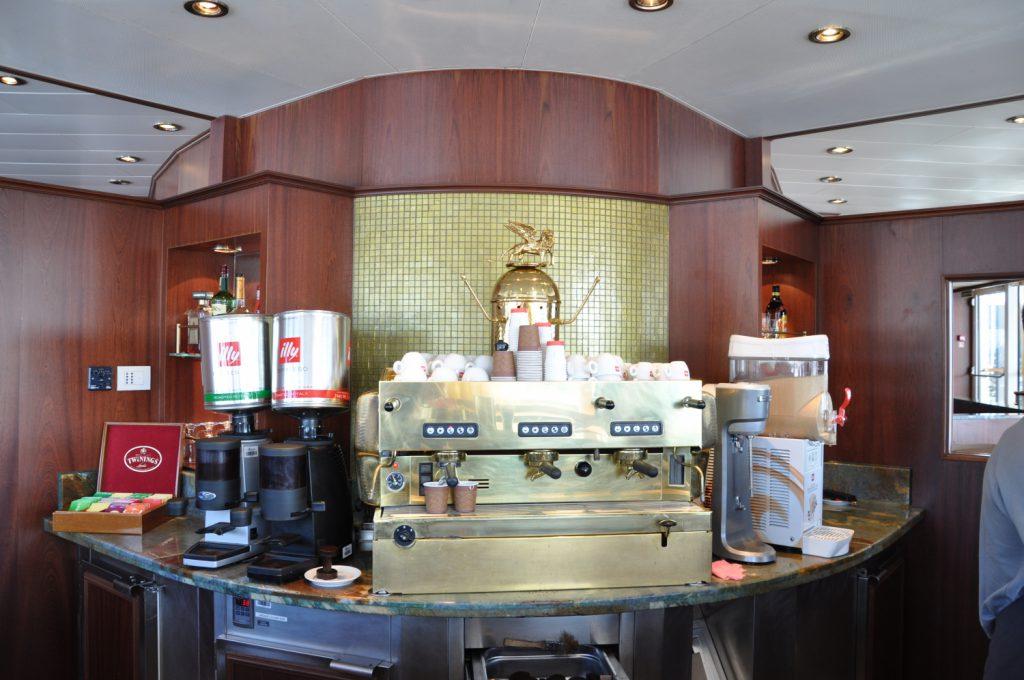 Кофейня Баристас