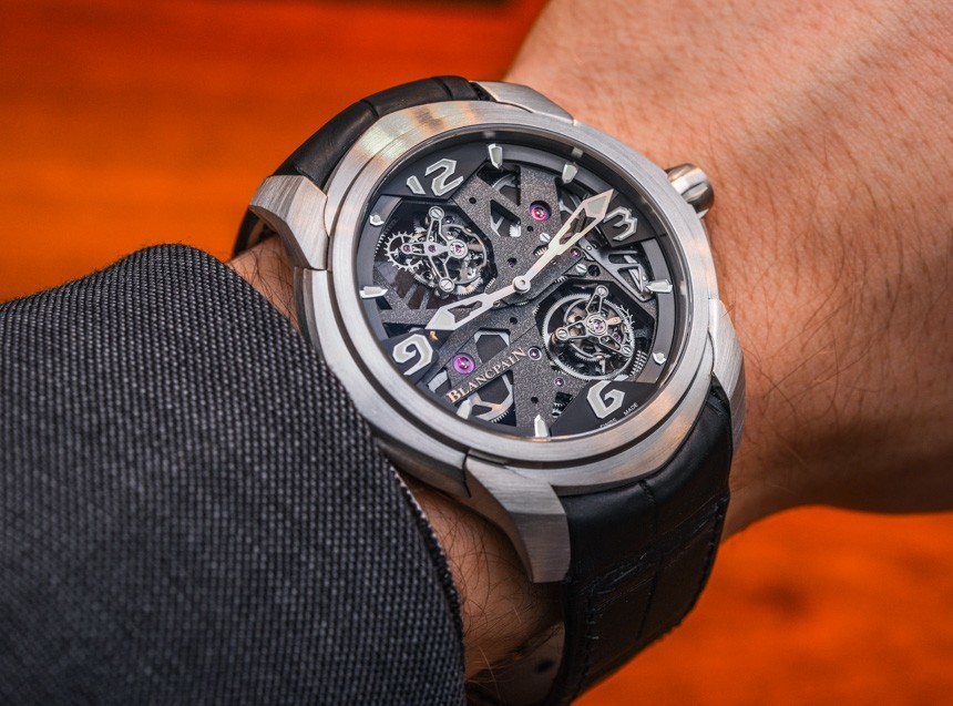 L-Evolution Tourbillon Carrousel