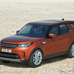 Land Rover Discovery 2017 в Украине представят лишь весной