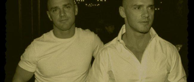 Александр и Вячеслав Константиновский