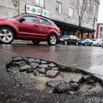 Почему не ремонтируют дороги в регионах Украины?