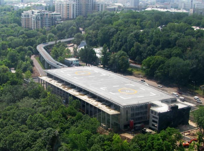 Конгрессно-выставочный центр Парковый