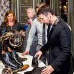 Николай Злочевский производит злосчастную обувь Zlocci в самой дешевой провинции Китая