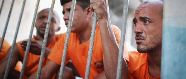 Бунты в бразильских тюрьмах