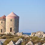 Круизный порт Родос: прогулка по острову и фотоотчет