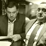 Богдан Дубневич и Ярослав Дубневич в мыле: фигурантам уголовного дела позвонили в рельсу