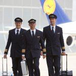Lufthansa значительно повысит зарплаты пилотам