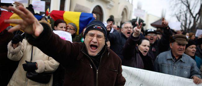 Правительственный кризис в Румынии