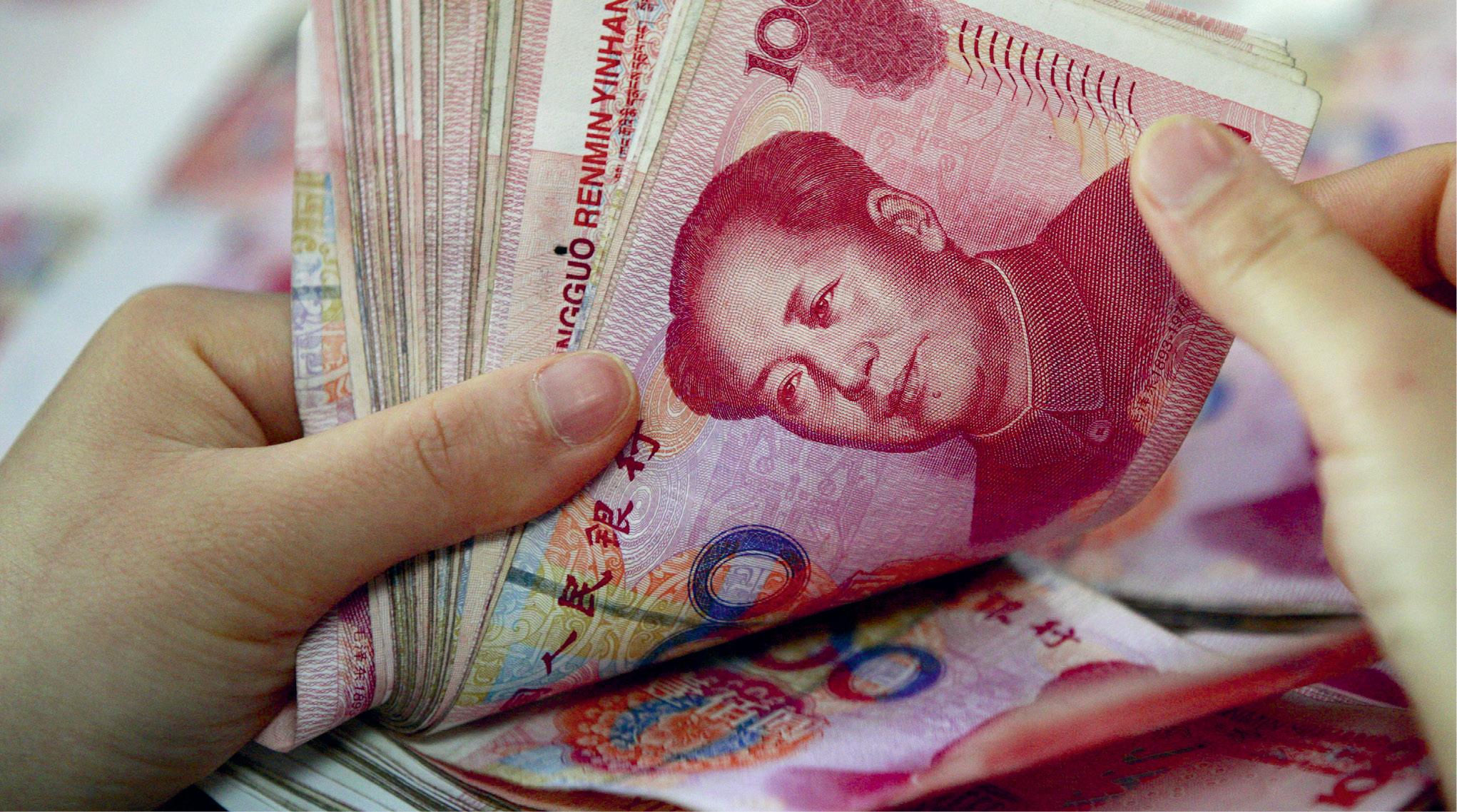 Корпоративный долг Китая