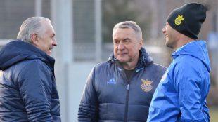 Украинские тренера