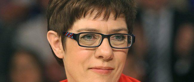 Annegret Kramp-Karrenbauer