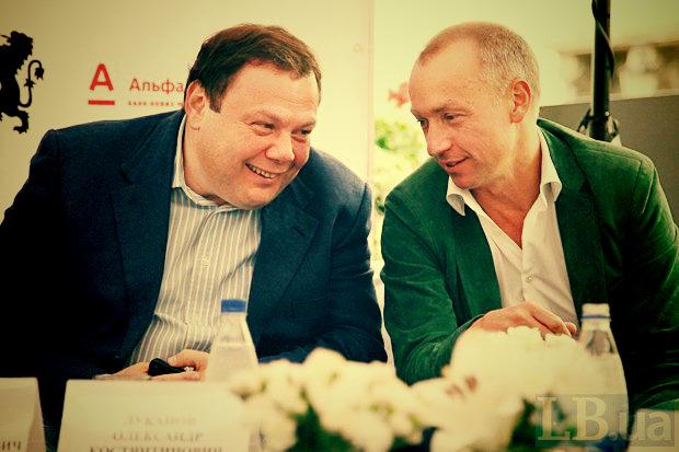 Александр Луканов и Фридман