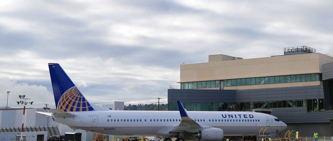 Американская авиакомпания United Airlines
