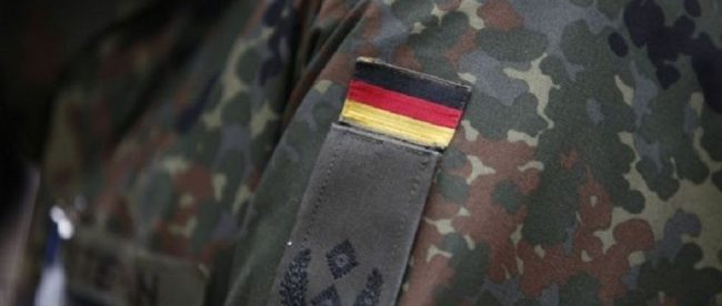 Военный ФРГ