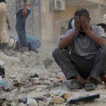 Правозащитники: минимум 35 мирных жителей погибли от химического оружия в Сирии