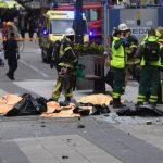 Швеция почтила память жертв нападения в Стокгольме
