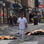 Узбекистан предупреждал Швецию в отношении подозреваемого стокгольмского нападающего