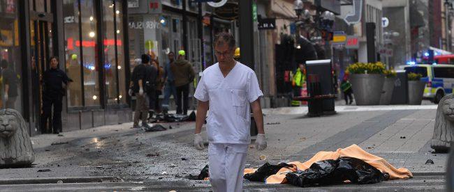 Терракт в Стокгольме