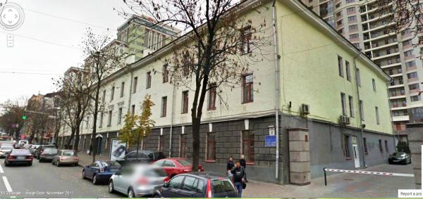 Здание на бульваре Шевченко, 27-А