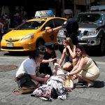 Наезд на пешеходов в Нью-Йорке: водитель находился под воздействием наркотиков и «слышал Бога»