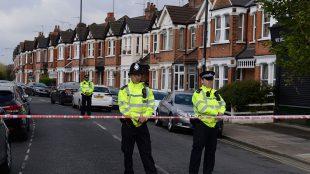 Антитеррористическая операция в Англии