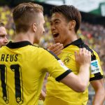 Дортмундская «Боруссия» выиграла Кубок Германии по футболу