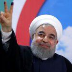 Роухани уверенно побеждает на выборах президента Ирана