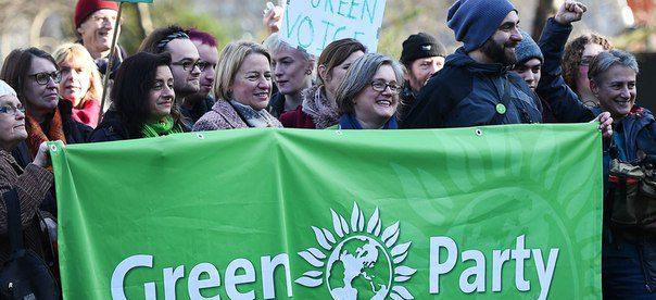 Партии Зеленых Соединенного Королевства