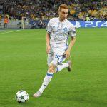 Полузащитник Динамо Виктор Цыганков стал лучшим игроком третьего тура
