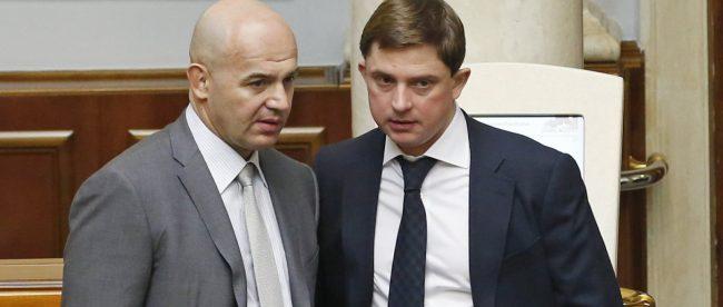 Довгий Олесь с Игорем Кононенко