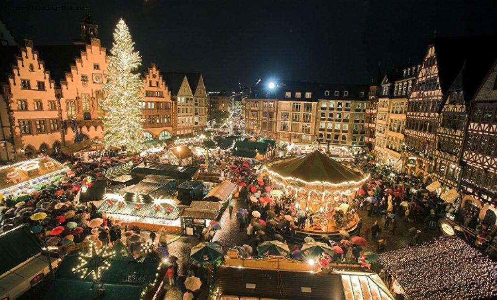 Где заказать новогодние туры в Европу