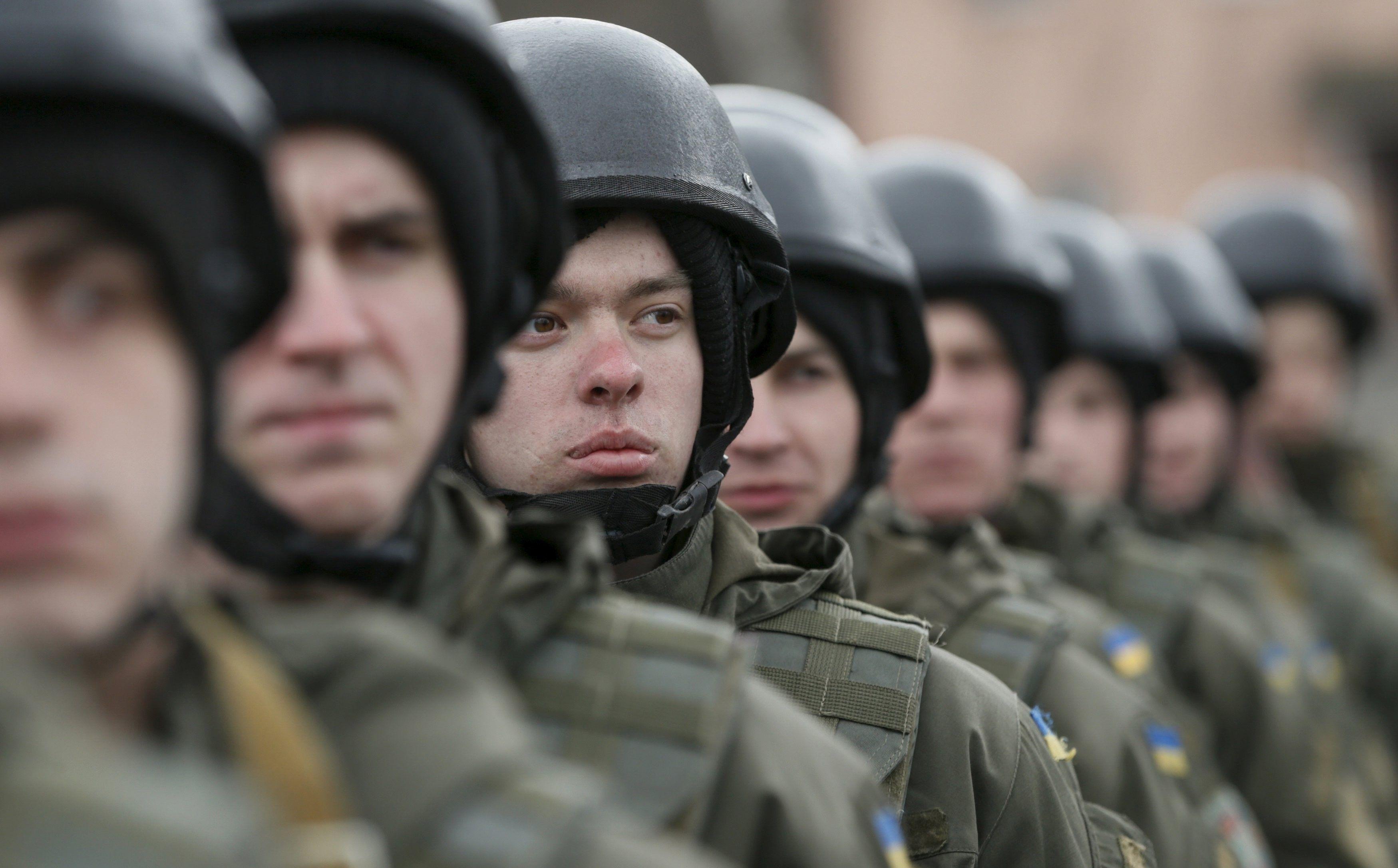 Когда будет мобилизация в украине 2018