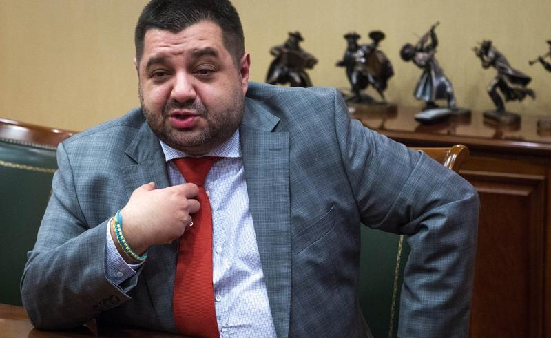 Александр Грановский двойное гражданство