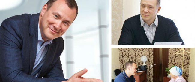 Александр Супруненко депутат