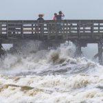 Ураган «Мария» приближается к Доминиканской республике