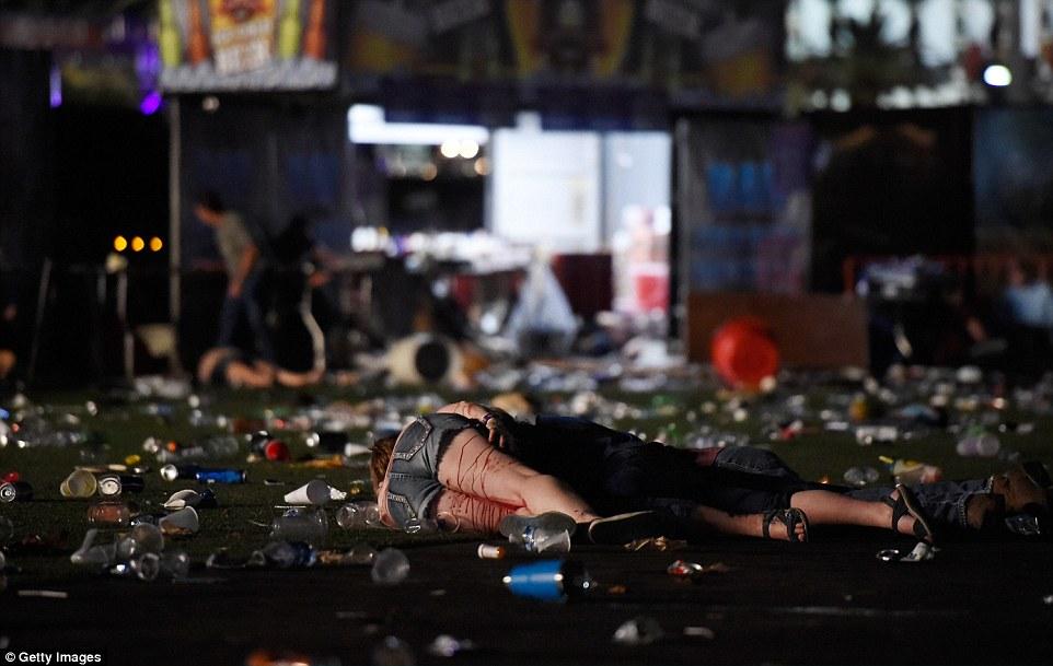 Нападение в Лас Вегасе