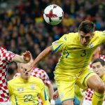 В матче с хорватами украинцам не хватило мастерства