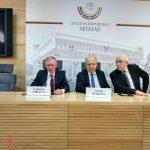 Литва призывает Евросоюз инвестировать в стабильность Украины