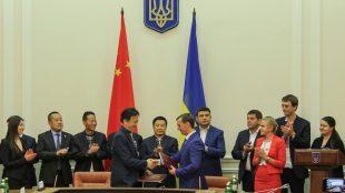 Администрация морских портов Украины сотрудничает с коррупционным спрутом China Harbour