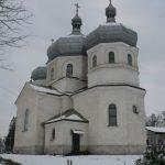 Уникальная церковь в Украине привлекает туристов