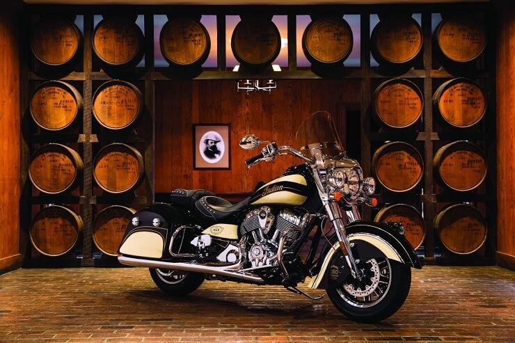 Виски и мотоцикл
