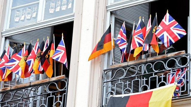 Германия Брекзит