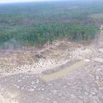 Дырявый край. Добыча янтаря превращает полесские леса на лунную поверхность