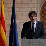 Каталонский парламент настаивает на легитимности кандидатуры Карлеса Пучдемона